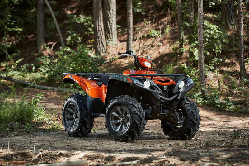 2021 Yamaha Grizzly EPS SE in San Marcos, California - Photo 15