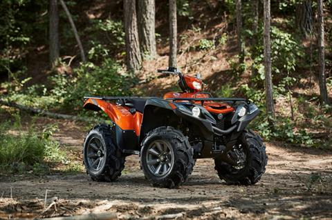2021 Yamaha Grizzly EPS SE in Brooklyn, New York - Photo 15