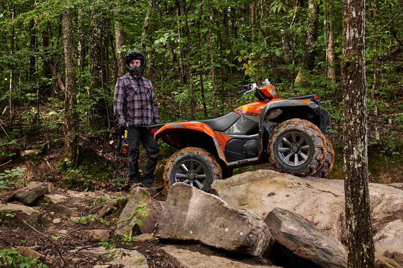 2021 Yamaha Grizzly EPS SE in Hicksville, New York - Photo 16