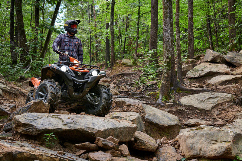 2021 Yamaha Grizzly EPS SE in Francis Creek, Wisconsin - Photo 17