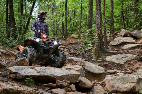 2021 Yamaha Grizzly EPS SE in Laurel, Maryland - Photo 17