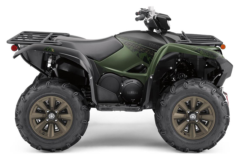 2021 Yamaha Grizzly EPS XT-R in San Jose, California - Photo 1