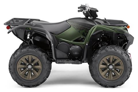 2021 Yamaha Grizzly EPS XT-R in EL Cajon, California