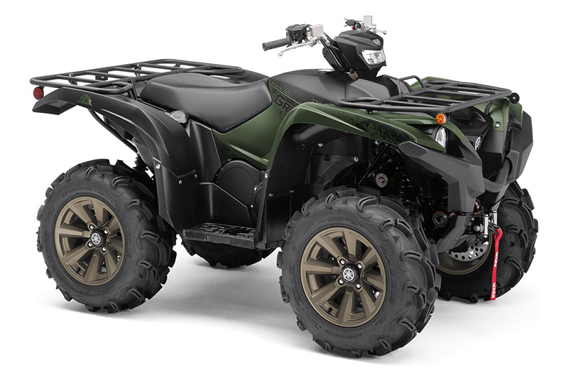 2021 Yamaha Grizzly EPS XT-R in Laurel, Maryland - Photo 2