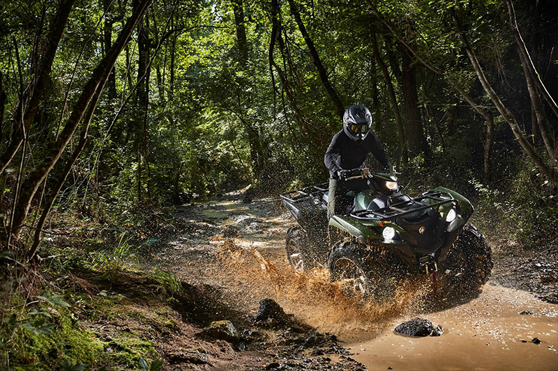 2021 Yamaha Grizzly EPS XT-R in Mio, Michigan - Photo 3