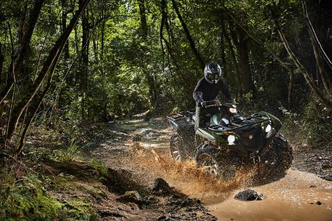 2021 Yamaha Grizzly EPS XT-R in Queens Village, New York - Photo 3