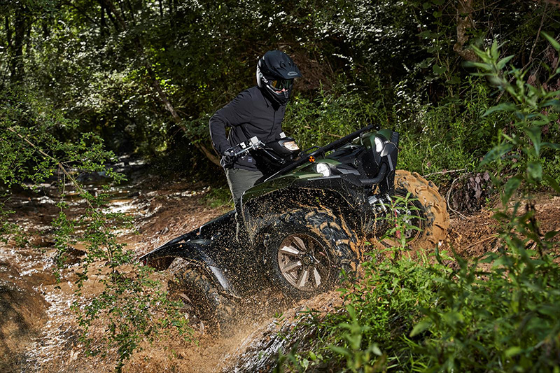 2021 Yamaha Grizzly EPS XT-R in Iowa City, Iowa - Photo 4