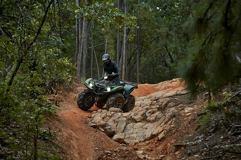2021 Yamaha Grizzly EPS XT-R in Spencerport, New York - Photo 5
