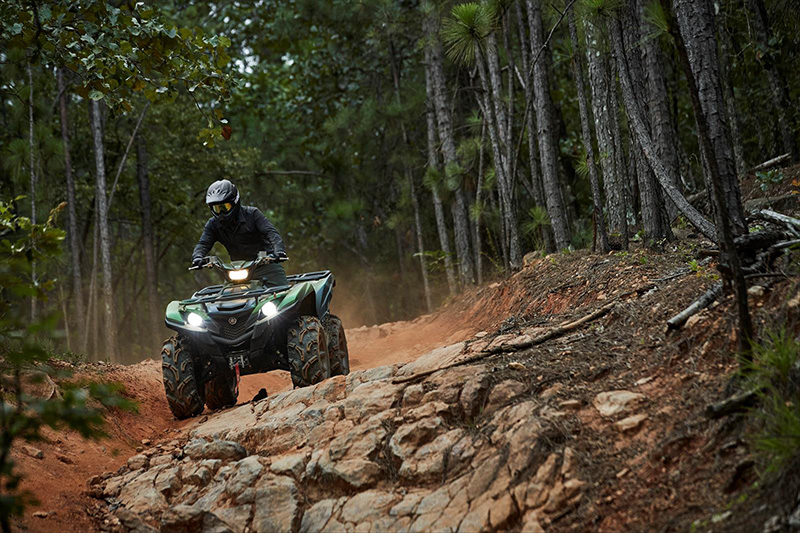 2021 Yamaha Grizzly EPS XT-R in Ottumwa, Iowa - Photo 6