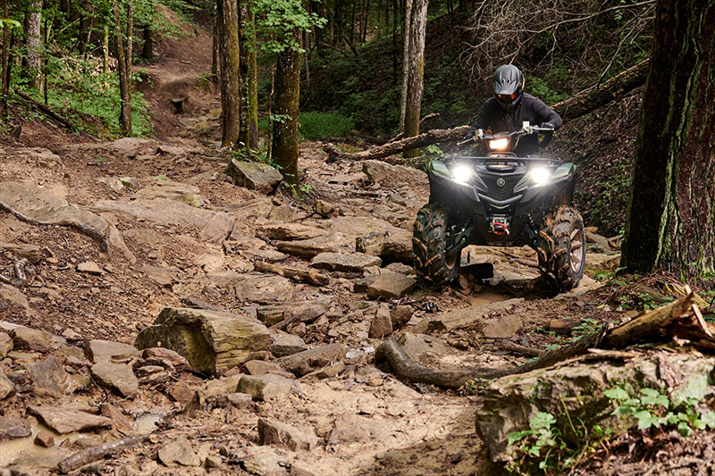 2021 Yamaha Grizzly EPS XT-R in Iowa City, Iowa - Photo 7