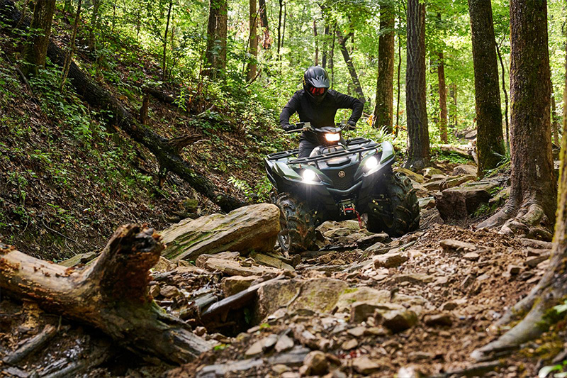 2021 Yamaha Grizzly EPS XT-R in Laurel, Maryland - Photo 8