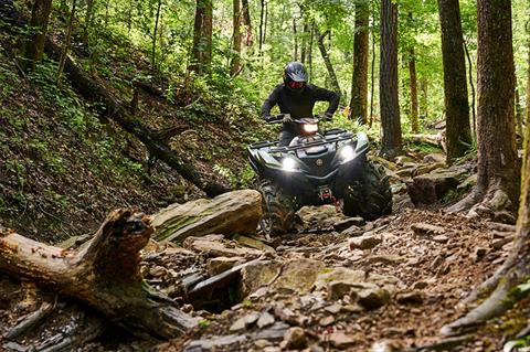 2021 Yamaha Grizzly EPS XT-R in Queens Village, New York - Photo 8