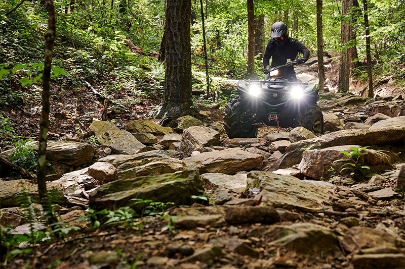 2021 Yamaha Grizzly EPS XT-R in Iowa City, Iowa - Photo 9