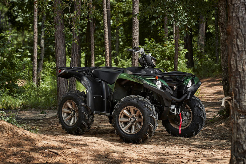 2021 Yamaha Grizzly EPS XT-R in Iowa City, Iowa - Photo 10