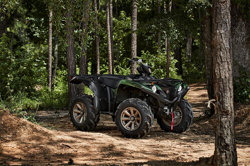 2021 Yamaha Grizzly EPS XT-R in Queens Village, New York - Photo 11
