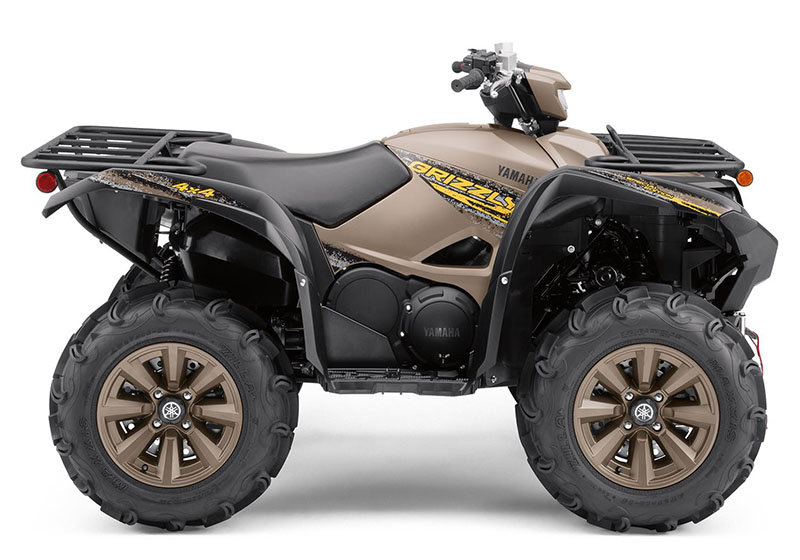 2020 Yamaha Grizzly EPS XT-R in Belle Plaine, Minnesota - Photo 8