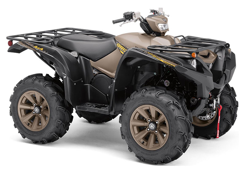 2020 Yamaha Grizzly EPS XT-R in Cambridge, Ohio - Photo 8