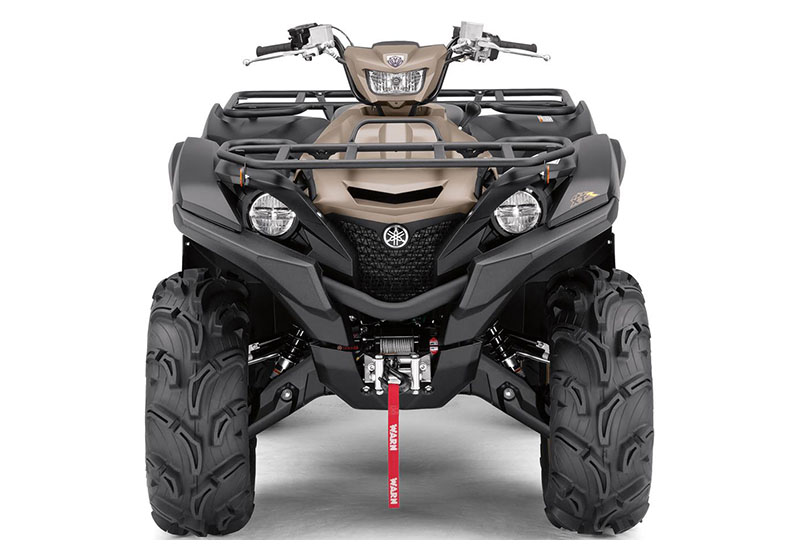 2020 Yamaha Grizzly EPS XT-R in Cambridge, Ohio - Photo 9