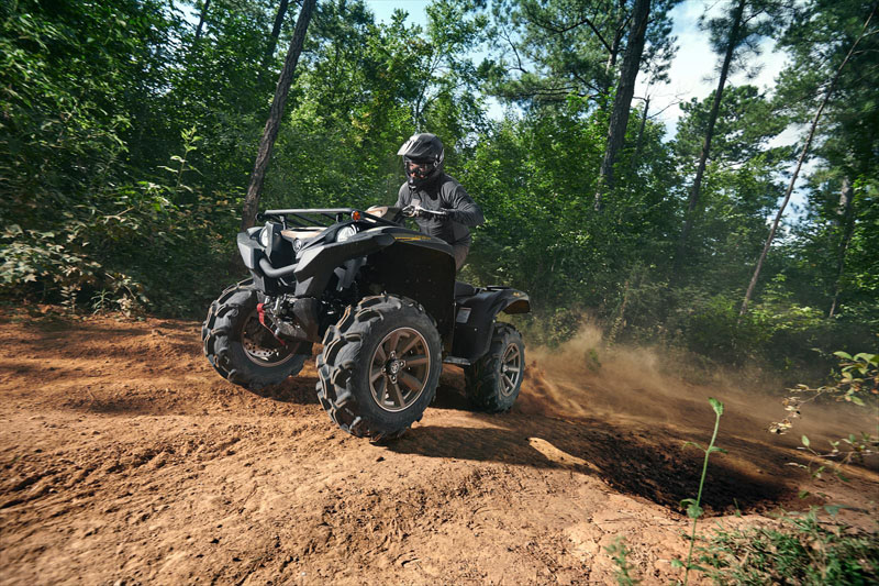 2020 Yamaha Grizzly EPS XT-R in San Jose, California - Photo 4