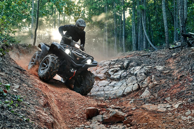 2020 Yamaha Grizzly EPS XT-R in Francis Creek, Wisconsin - Photo 6