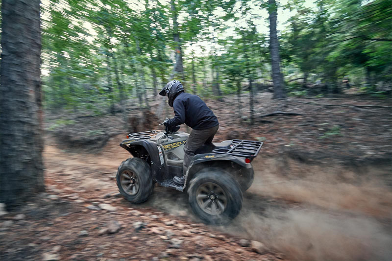 2020 Yamaha Grizzly EPS XT-R in Waynesburg, Pennsylvania - Photo 7