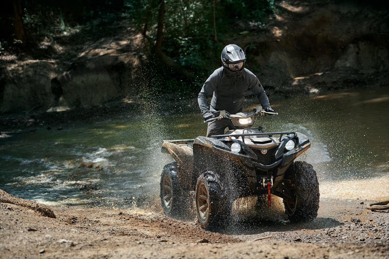 2020 Yamaha Grizzly EPS XT-R in Cumberland, Maryland - Photo 8