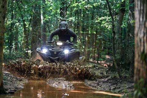 2020 Yamaha Grizzly EPS XT-R in Francis Creek, Wisconsin - Photo 9