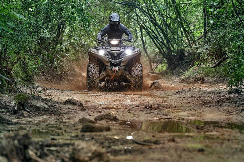2020 Yamaha Grizzly EPS XT-R in Cumberland, Maryland - Photo 10