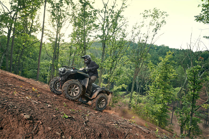 2020 Yamaha Grizzly EPS XT-R in Tyrone, Pennsylvania - Photo 11