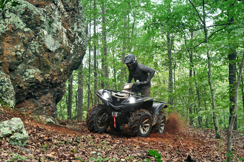 2020 Yamaha Grizzly EPS XT-R in Cumberland, Maryland - Photo 12