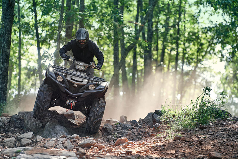 2020 Yamaha Grizzly EPS XT-R in Cumberland, Maryland - Photo 13