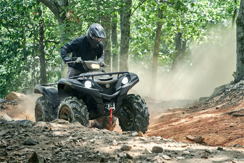 2020 Yamaha Grizzly EPS XT-R in New Haven, Connecticut - Photo 15