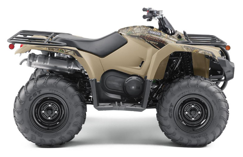 2021 Yamaha Kodiak 450 in New Haven, Connecticut - Photo 1