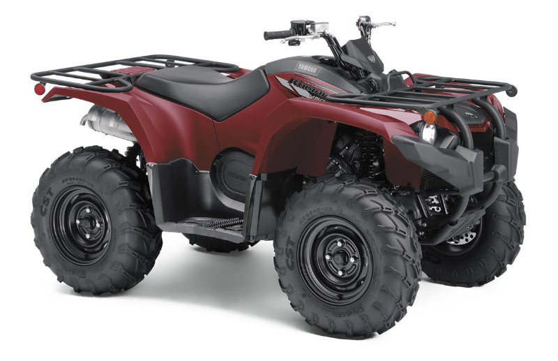2021 Yamaha Kodiak 450 in Saint Helen, Michigan - Photo 2
