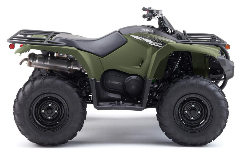 2021 Yamaha Kodiak 450 in San Jose, California - Photo 1