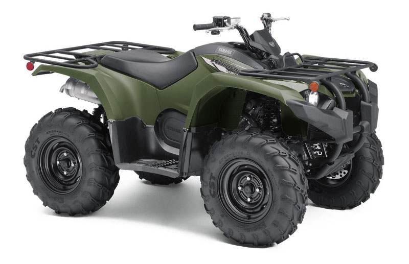 2021 Yamaha Kodiak 450 in Athens, Ohio - Photo 2