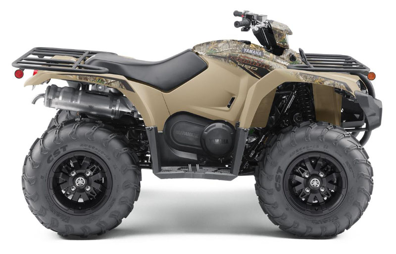 2021 Yamaha Kodiak 450 EPS in Sacramento, California - Photo 1