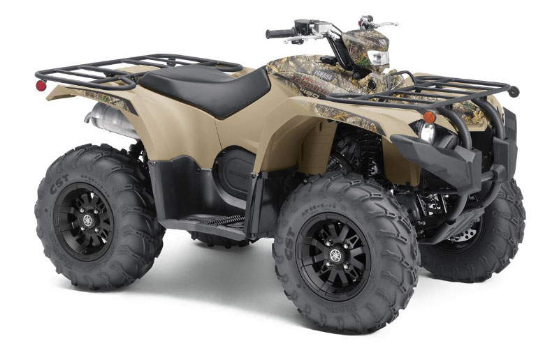 2021 Yamaha Kodiak 450 EPS in Sacramento, California - Photo 2