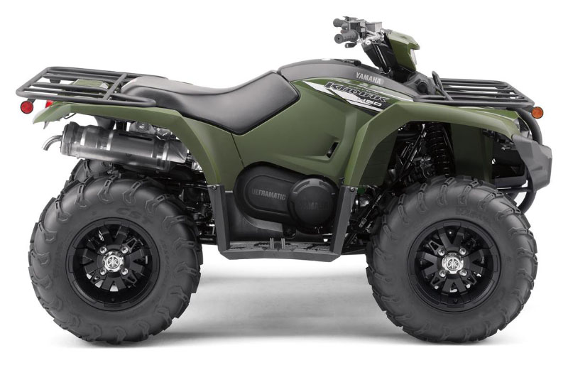 2021 Yamaha Kodiak 450 EPS in San Jose, California - Photo 1