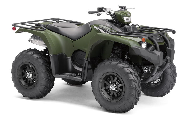 2021 Yamaha Kodiak 450 EPS in San Jose, California - Photo 2