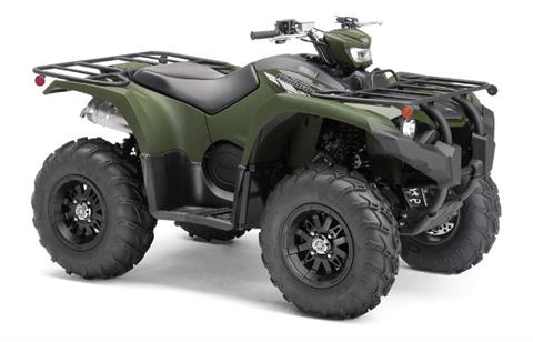 2021 Yamaha Kodiak 450 EPS in Tulsa, Oklahoma - Photo 2