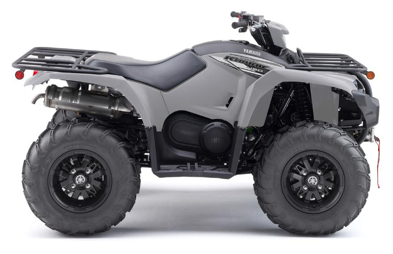2021 Yamaha Kodiak 450 EPS SE in Sandpoint, Idaho - Photo 1