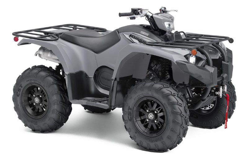 2021 Yamaha Kodiak 450 EPS SE in Cumberland, Maryland - Photo 2