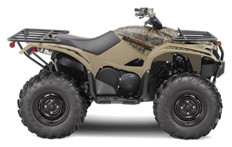 2021 Yamaha Kodiak 700 in Cambridge, Ohio - Photo 1