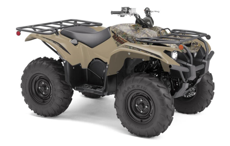 2021 Yamaha Kodiak 700 in Sandpoint, Idaho - Photo 2