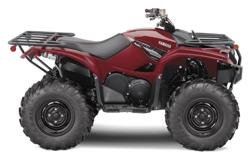2021 Yamaha Kodiak 700 in Trego, Wisconsin - Photo 1