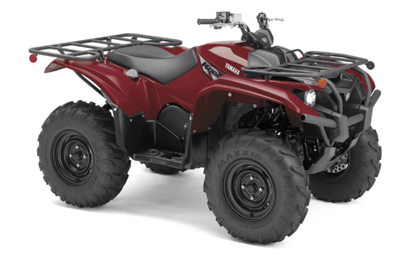 2021 Yamaha Kodiak 700 in Sacramento, California - Photo 2