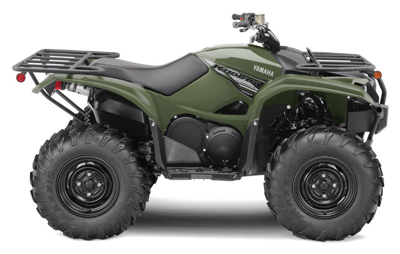 2021 Yamaha Kodiak 700 in Cedar Falls, Iowa - Photo 1