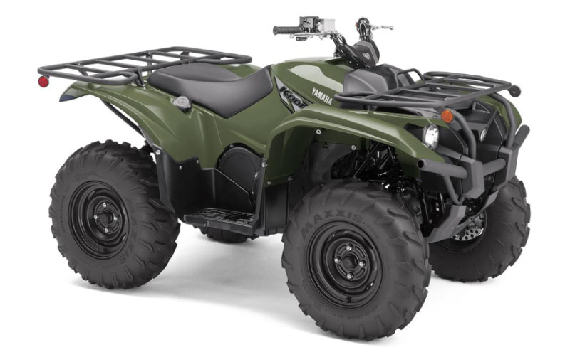 2021 Yamaha Kodiak 700 in Starkville, Mississippi - Photo 2