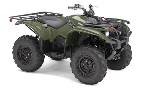 2021 Yamaha Kodiak 700 in Statesville, North Carolina - Photo 2